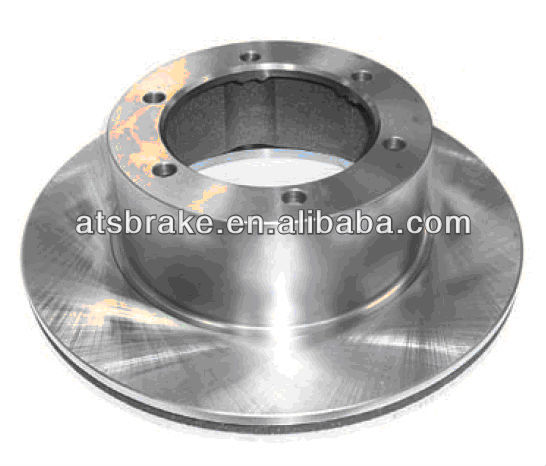 Brake disc for truck for Mitsubishi fuso