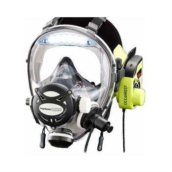 568b48f48 Ocean Reef Neptuno espacio G. buzos cara completa máscara de buceo con  Diver Unidad de