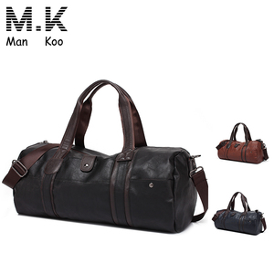 Travel Leather Duffle Bag,Leather Travel Duffel Bag