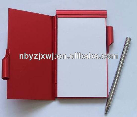 Finden Sie Hohe Qualität Metall-mini-notizblock Hersteller und ...
