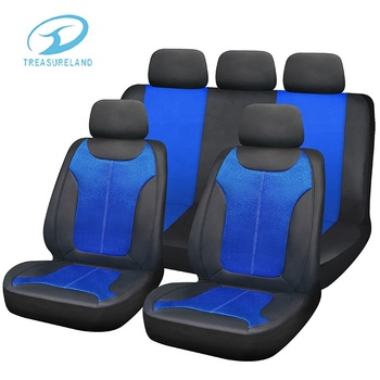Universal Fit Breathable Full Set Mesh Car Seat Cover