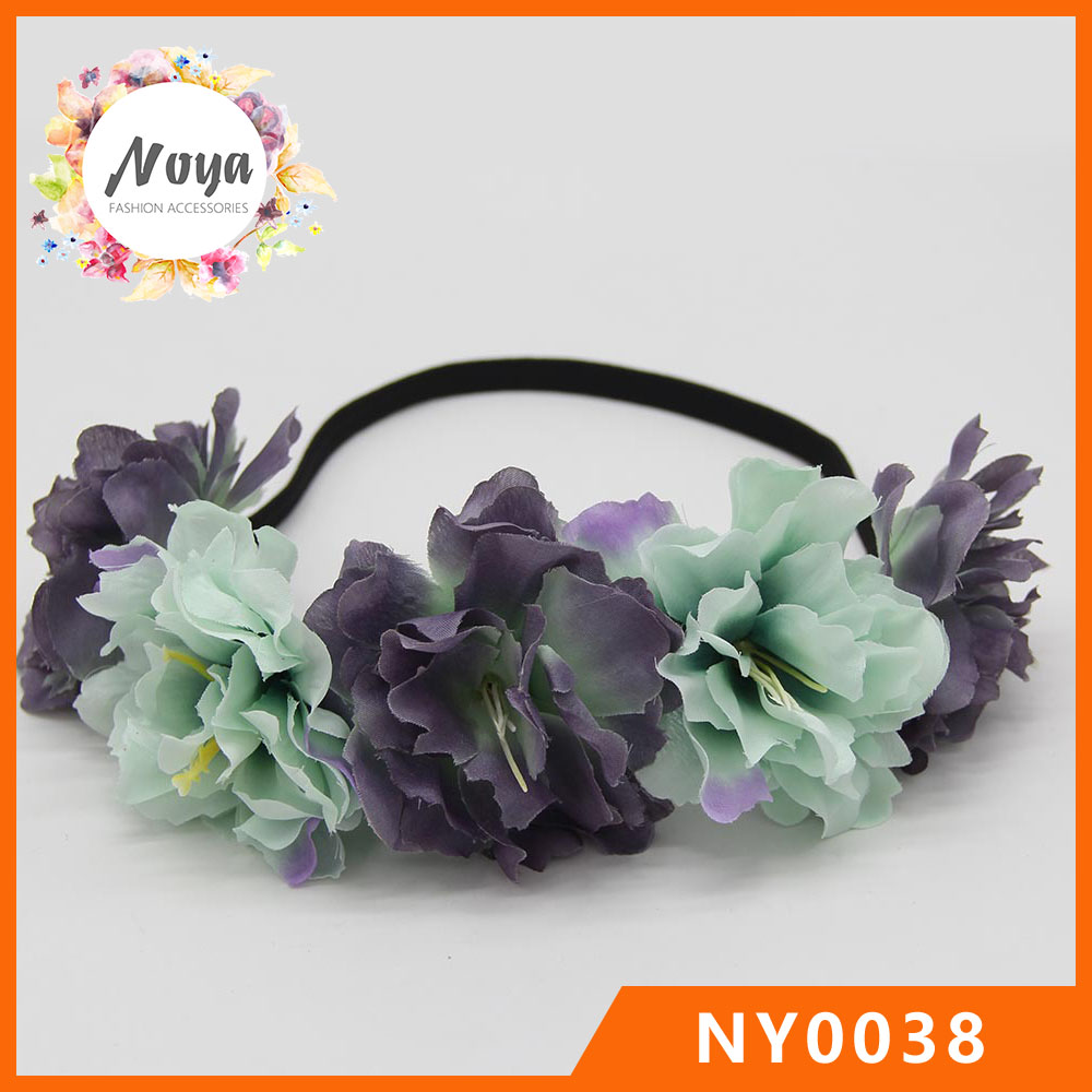 Flower crown flower crown suppliers and manufacturers at alibaba izmirmasajfo Image collections