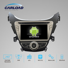 pure Android 4.4 Car dvd player for Hyundai Elantra dvd gps car pc 2 din in dash car radio video player navigation