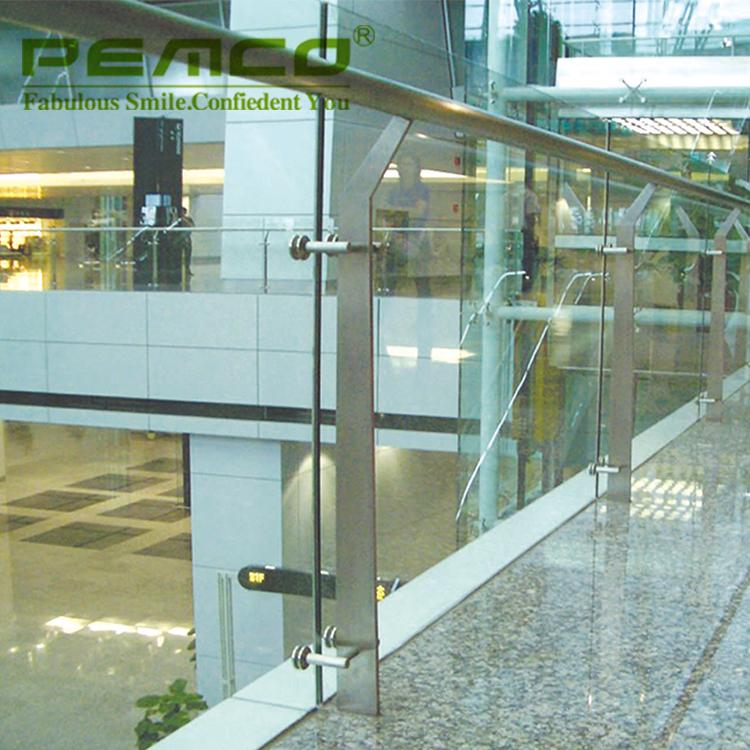 2019 PEMCO Project Balustrade стеклянные перила и перила из нержавеющей стали!