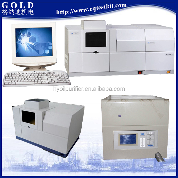 Mineral, Ore Metal Content Analysis Atomic Absorption Spectrometer, AAS Analyzer