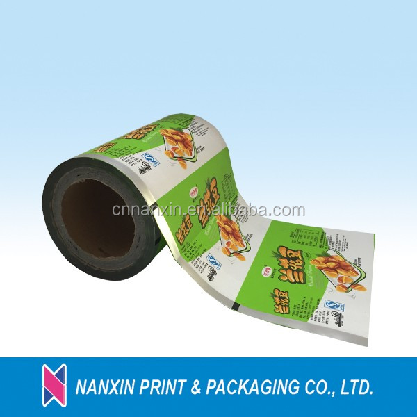Bubble tea cup sealing film