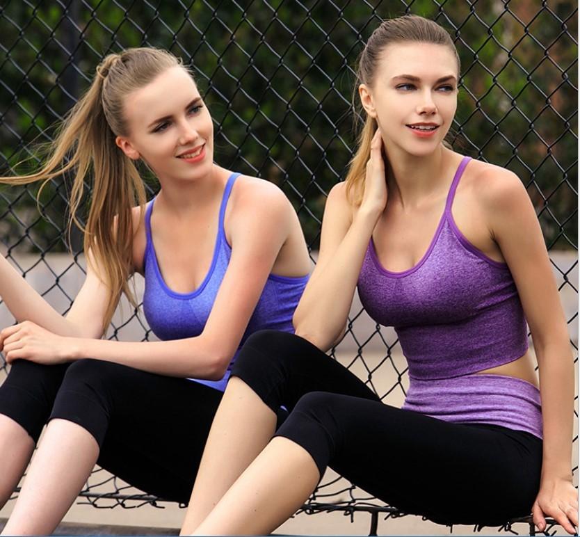 High Quality Women Sexy Sport Top 9