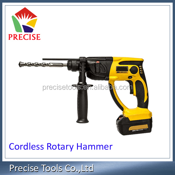 Two Functions Cordless Li-ion Battery Rotary Hammer