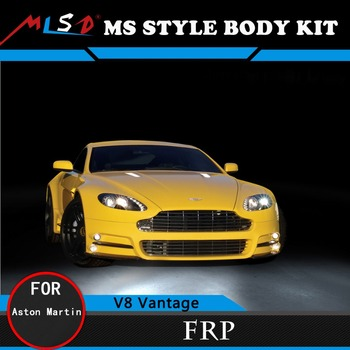 Car Covers Bumper Kit V8 Bodykits Perfect Fitment MS Style Body Kit For Aston  Martin