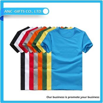 Wholesale Promotional Plain 100 Cotton T Shirt Blank Election Shirts Bulk