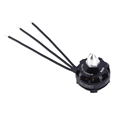 Free Shipping 2204 MT2204 2300KV Brushless Motor CW FPV 250 Racing Quadcopter for EMAX K5BO