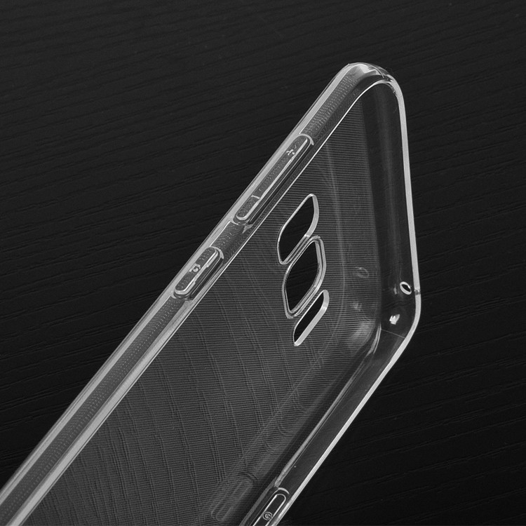 DFIFAN Alibaba hot item Ultra thin TPU case for samsung S8 plus cover transparent clear case for samsung galaxy s8