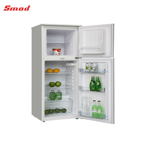 280L home top freezer fridge freezer Manual defrost Refrigerator