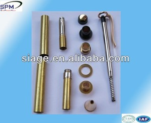 SPM professional factory sell cnc turning pen parts