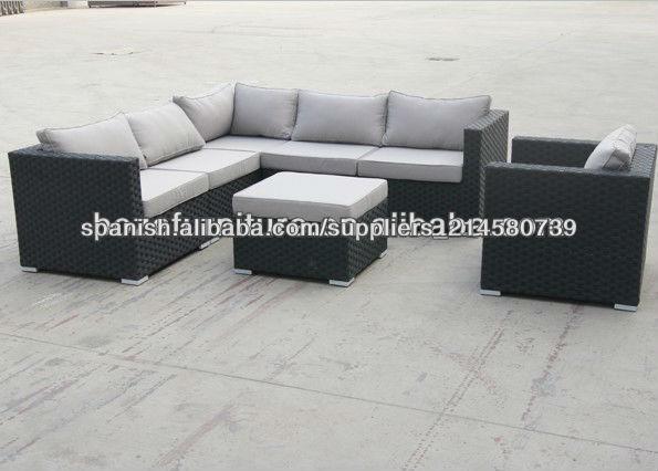 poliratn aluminio conjunto muebles de ratn conjunto para jardn