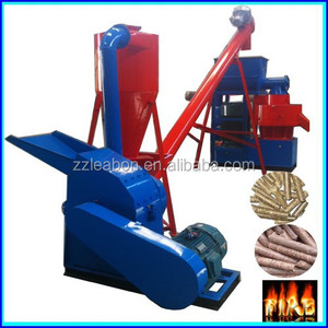 Crops Waste Biomass Hops Pellet Making Machine with CE