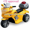 toys motorcycles for girls police tricycles 818 EN71 approved!
