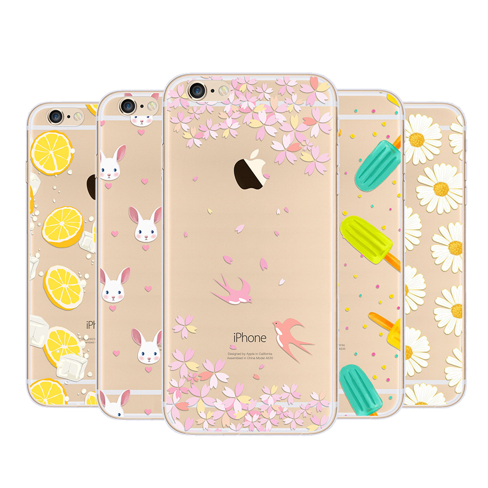 Customized For iPhone 6 Sublimation Case,For iPhone 6 TPU Case Custom Print