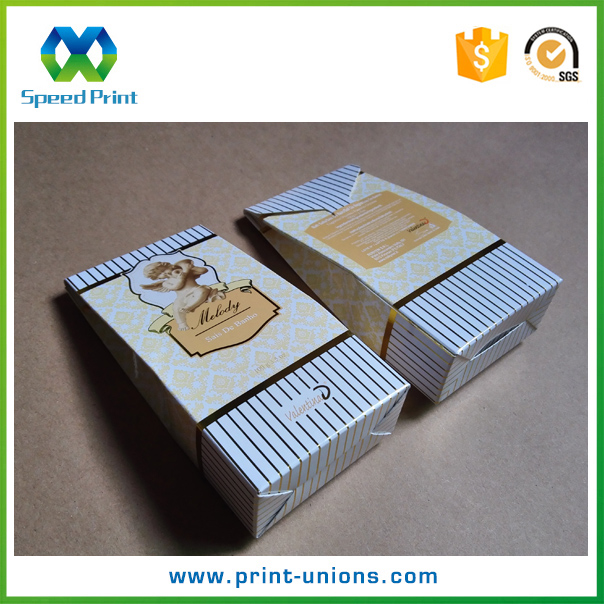 Natural handmade soap packaging small box custom printing paper box