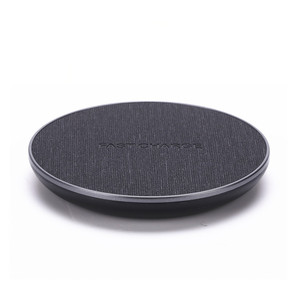 Fabric mini qi mobile wireless charger charge
