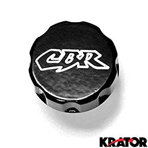 1000RR 929RR HTT Group Motorcycle Carbon Brake Fluid Reservoir Cap Cover CBR Engraved For Honda CBR 600 F2 F3 F4 F4i// 600RR 900RR 954RR