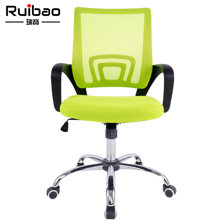 Best Cheap Ergonomic Task Chair Bright Colored Desk Mesh Chair