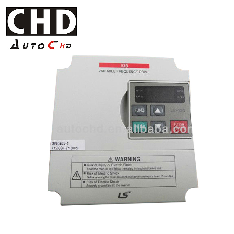 Ls Frequency Converter Sv008ig5-2 Ac Drive Inverter Starvert Series Ig5 3  Phase 1hp 0 75kw 750w 200~230v New - Buy Ls Frequency Converter,Lg/ls,Ad