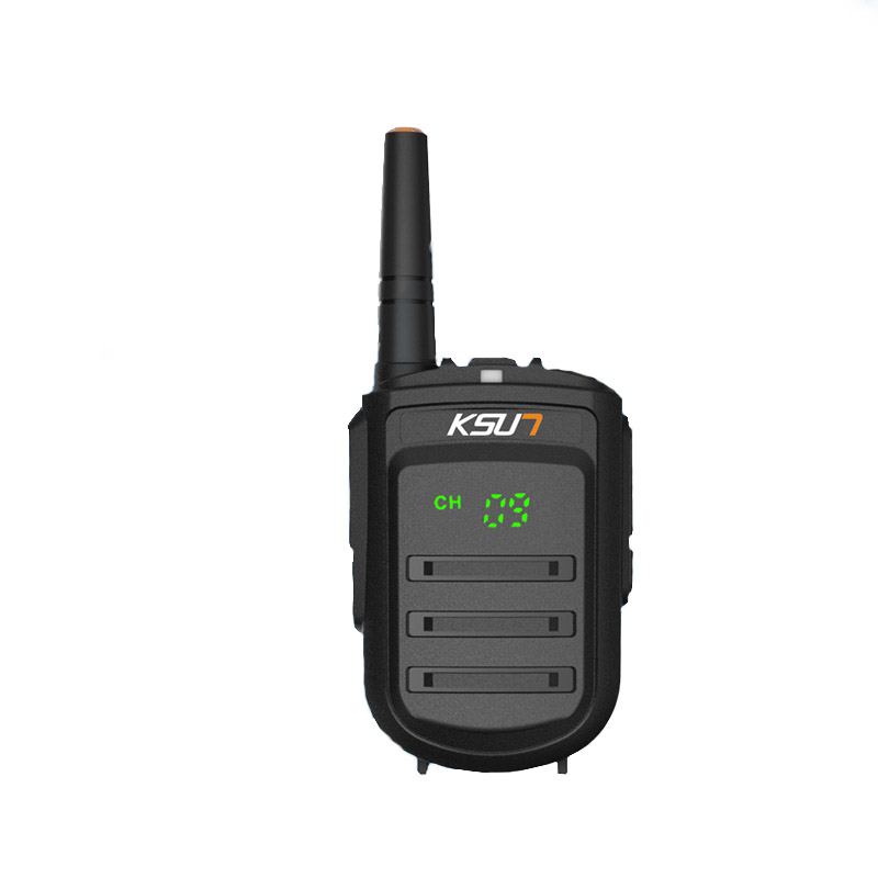 KSX35-CS Walkie Talkie 8W Handheld Pofung UHF 8W 400-470MHz 128CH Two Way Portable CB Radio