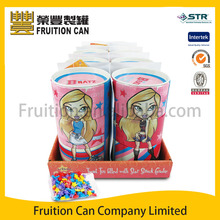 Pre-packed confectionery can am the small tea tin can candle tin tin sheet