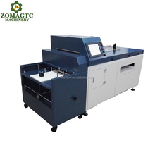 Fully Automatic Digital LayFlat Hot Melt Cola Bloco Fabricante Photobook
