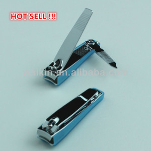 New Arrival Finger Nail Cutter Design With Plastic Handle