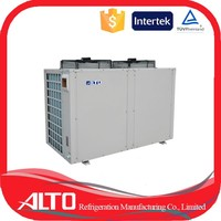 Alto AC-L120Y ac chiller swimming pool high efficiency laser water cooled chiller