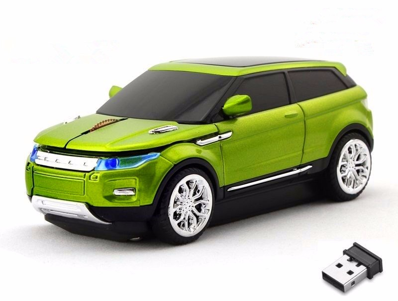 Promotional Printing Logo Custom Car Shaped Mouse For Land Rover ...