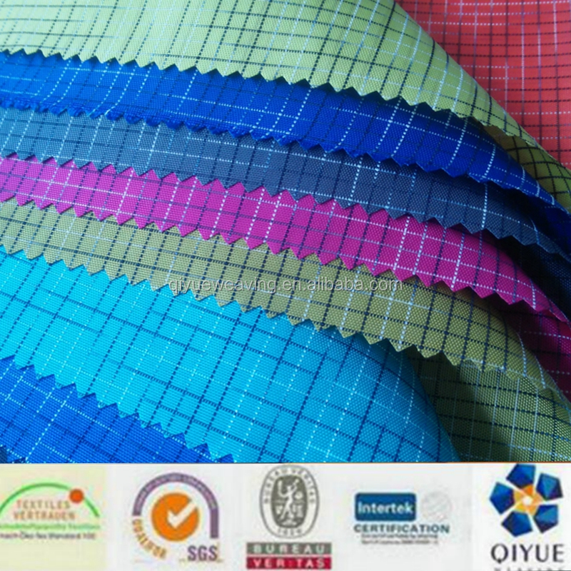 15801#polyester waterproof oxford bag fabric outdoor awning fabric