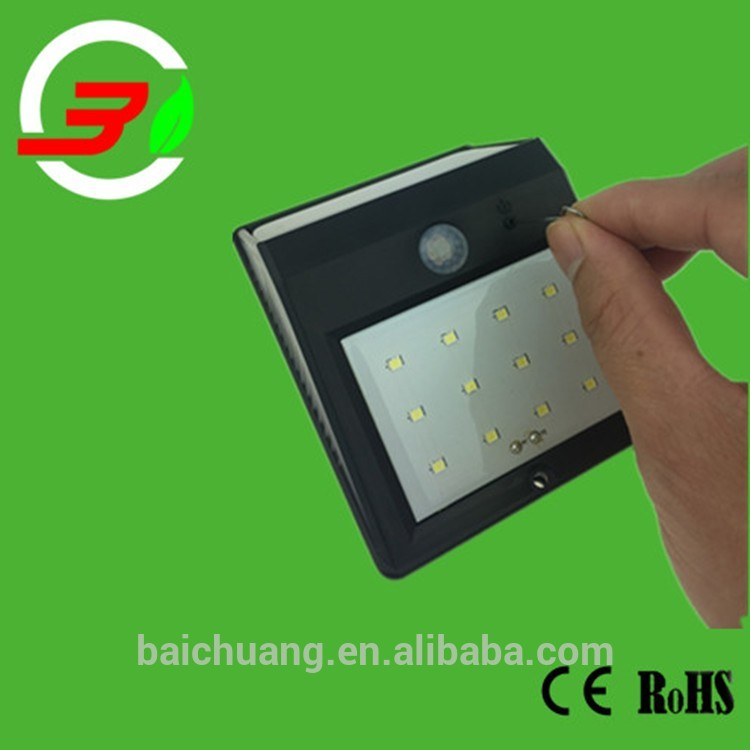 Pneumatic Ram solar power street light with pannel good quality(RSEB-507)