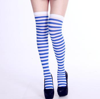 14b4eab01 Extra long soccer socks knee body stocking