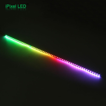 Sk6812 Rigid Rgb Led Strip Bar Light 5v 4020 Smd Side Multi Color Programmable
