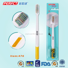 China OEM al por mayor plegable esponja titular de cepillo de dientes dental de plástico