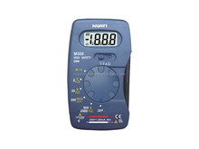 Handheld Manual Range Digital Multimeter M300 with 1999 Counts