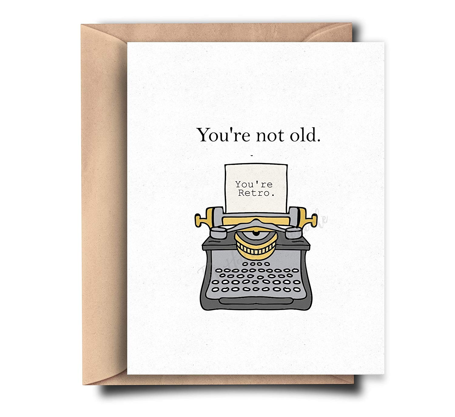 Get Quotations Funny Birthday Card For Mom Friend Women Men