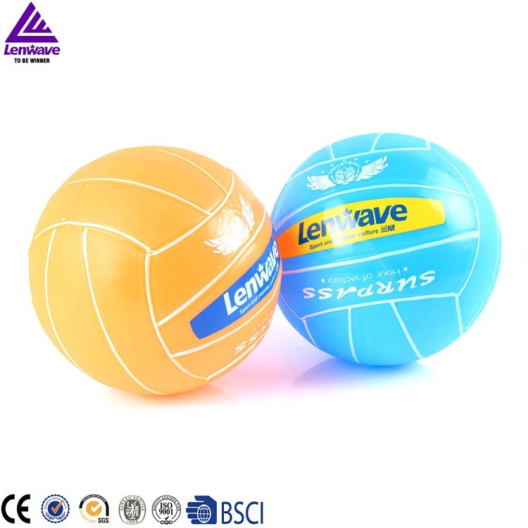 Lenwave Branded Ball Volleyball Companies Custom Official Size ...