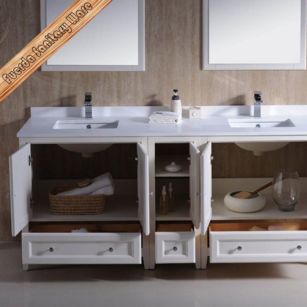 Fed0 1073a Factory Direct Bathroom Vanity China Bath Cabinet Solid Wood Bath Cabinet Buy