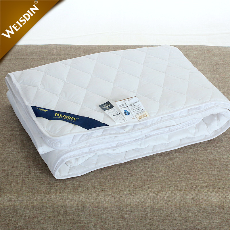 Custom hotel premium luxury elastic fitted hotel mattress protector