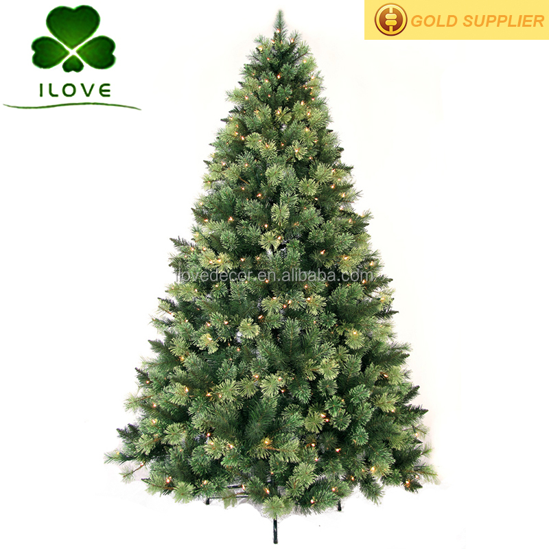 6ft White Christmas Tree Outdoor Lighted Twig Trees Product On