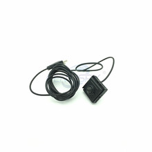 CE/FCC/RoHS 30*30MM Miniature Size Security Mini USB Camera With Pinhole Lens for ATM/Kiosk