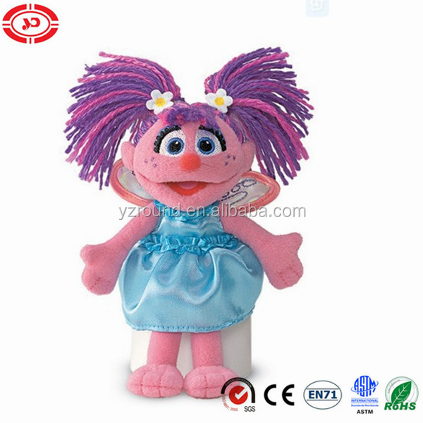 Abby Cadabby Fairy Interesting Plush Toy Sesame Doll Buy Doll Rag Doll Plush Toy Product On Alibaba Com