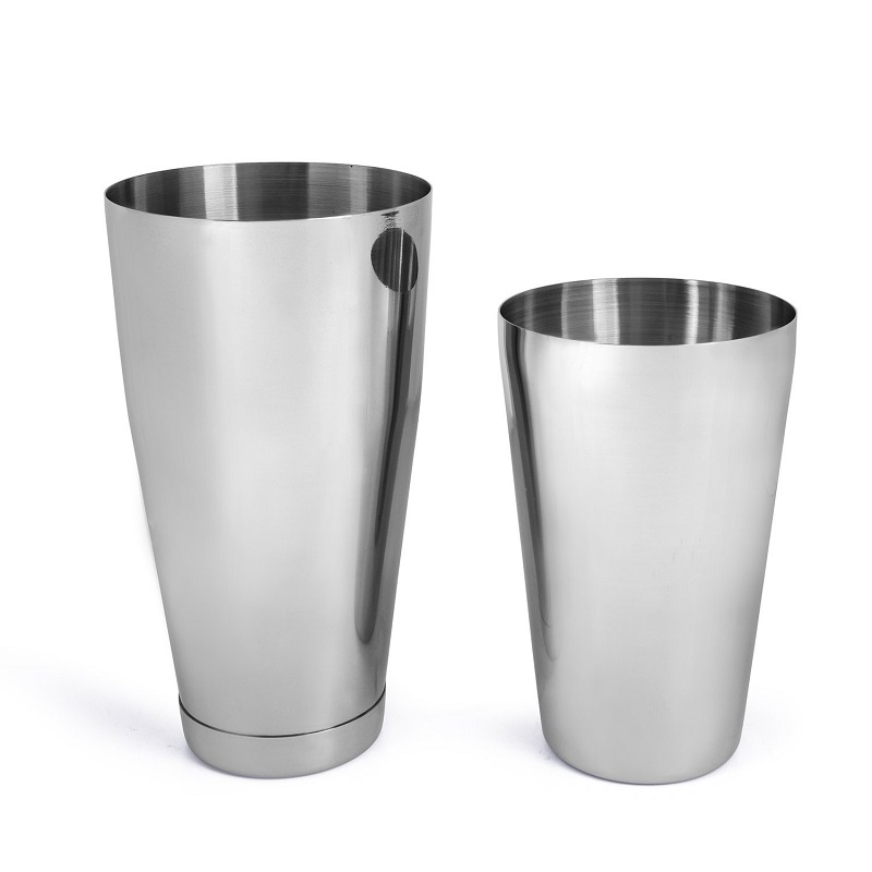 18oz Unweighted & 28oz Weighted professional Bartender bar cocktail boston shaker set