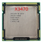 Intel Xeon X3470 Quad Core Processor 8M Cache 2.93 GHz SLBJH LGA1156 CPU