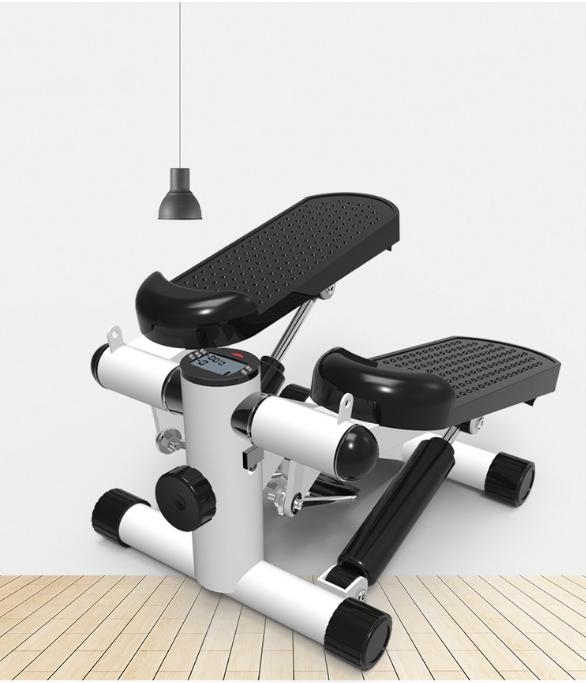 Balanço Interior Esportes Bicicleta Equipamentos de Fitness Em Casa Mudo Portátil Multi-função Mini-Stepper Hidráulico Ideal de Treinamento Aeróbico