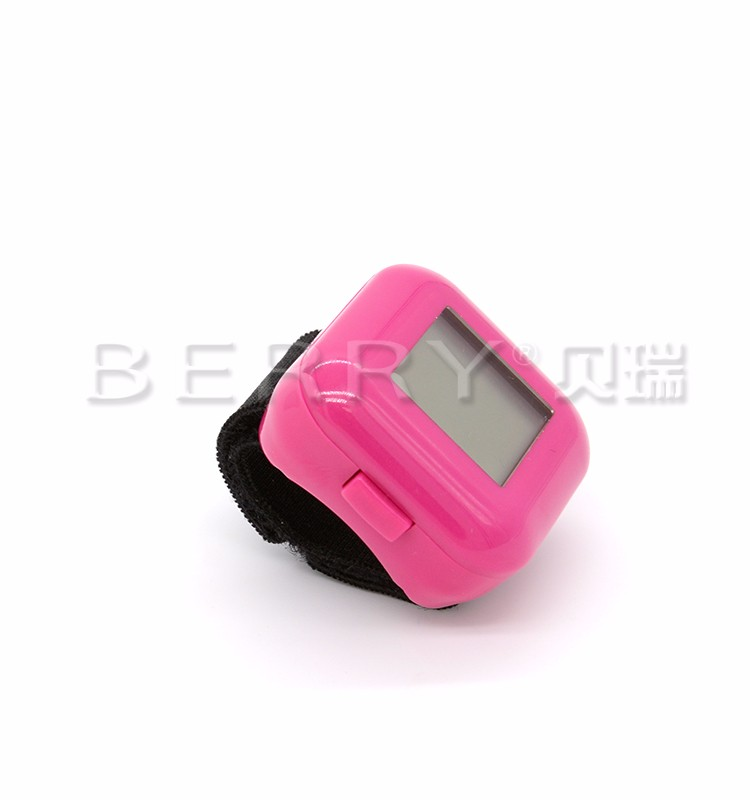 Berry o2 saturation meter ring pulse oximeter